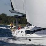 Hunter Marine Kicks Off Sailing Sweepstakes
