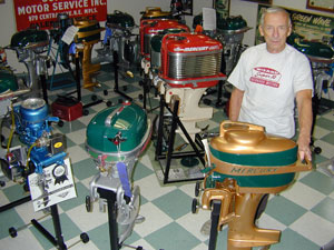 The Outboard Expert The House Of Classic Outboards Boats Com