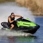 Kawasaki Jet Ski Ultra 260X Pours on the Power