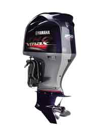 The first four-stroke outboard with real bass-boat potency, the new V MAX SHO weighs no more than high-performance two-stroke outboards and delivers outstanding low-to-mid-range power.