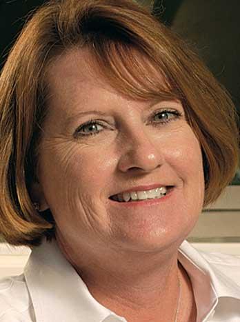 Joan Maxwell, president of Regulator Marine