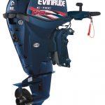 The Outboard Expert: New Evinrude E-TEC 15 HO