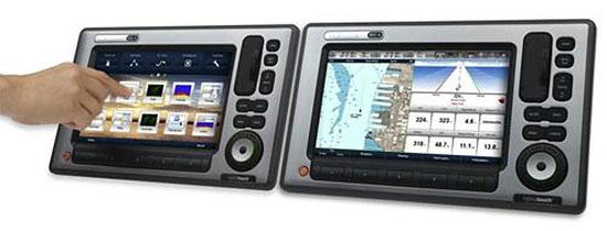 Raymarine E-Series Hybrid Touch