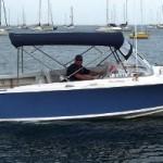 Used Boat Review:  Bertram 25 Express