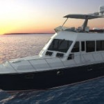 Island Pilot 535 Cruises with Express-Type Speed