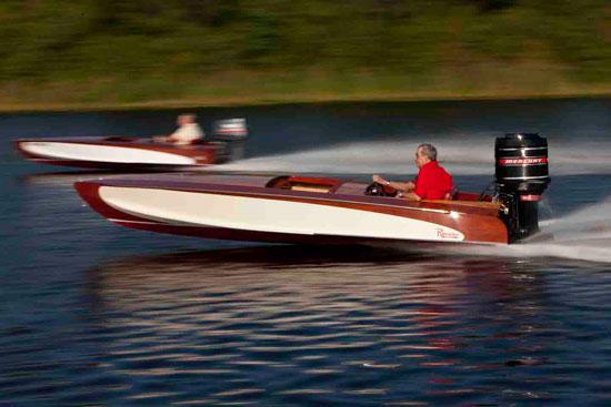 Raveau Restoration: A Classic Runabout Returns | boats.com