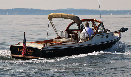 Powerboats Under 30 Feet Small On Size Big On Fun