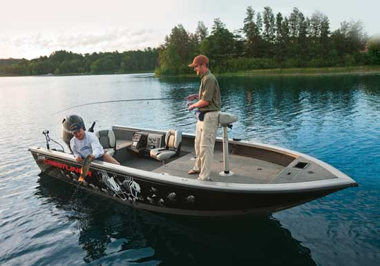 Boat planes for Used fishing boats for sale mn