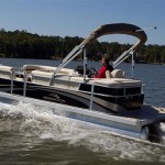 Bennington 20 SLi: A Quality Pontoon Boat