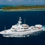 Megayacht for Google Co-Founder Larry Page