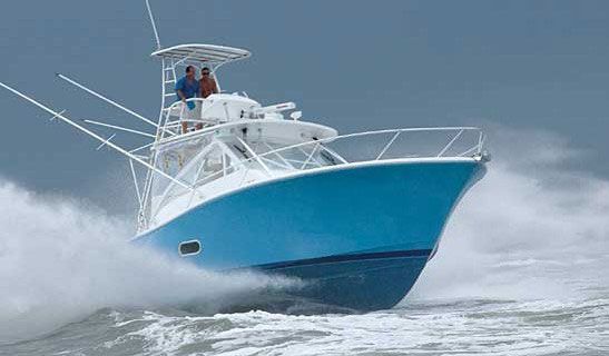 Luhrs 37 Open: IPS Pod Drives or Outboards?