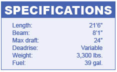 Moomba Mobius LSV specifications