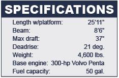 Cobalt 242 specifications