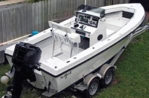 Seacraft 20