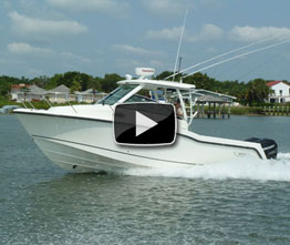 Whaler Conquest 285 video thumb
