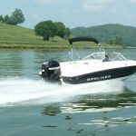 Bayliner 170 OB: Bowrider with an Outboard