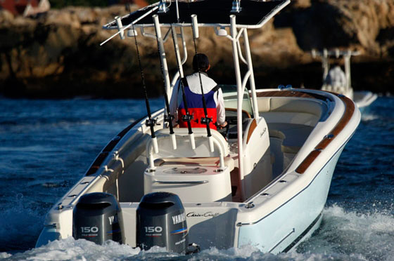 Chris-Craft Catalina 26: Classy Casting