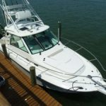 Boston Whaler 345 Conquest Boat Test Notes