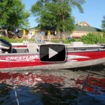 Crestliner 1750 Pro Tiller: Video Boat Review