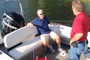Crestliner 1850 Sport Fish Boat Test Notes