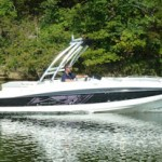 Bayliner 217 SD Boat Test Notes