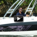 Bayliner 217 SD: Video Boat Review