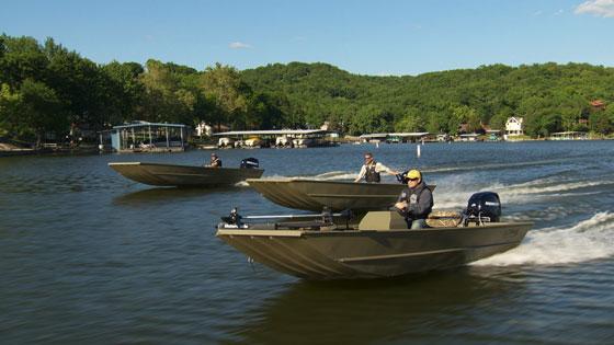 Aluminum Fishing Boats: Light, Economical, and Seaworthy | boats.com