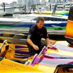 For Offshore Powerboats, the World is a Stage