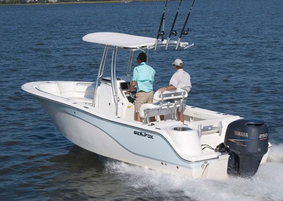Sea Fox 226CC: Strong Essentials, Low Cost | boats.com