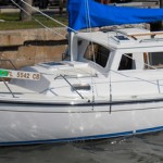 Com-Pac 23 Pilothouse: Pocket Sailboat