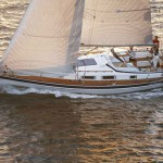 Hallberg-Rassy 372: Speedy and Sleek