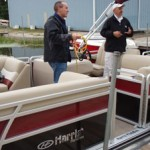 Harris FloteBote Sunliner LS 220 Boat Test Notes
