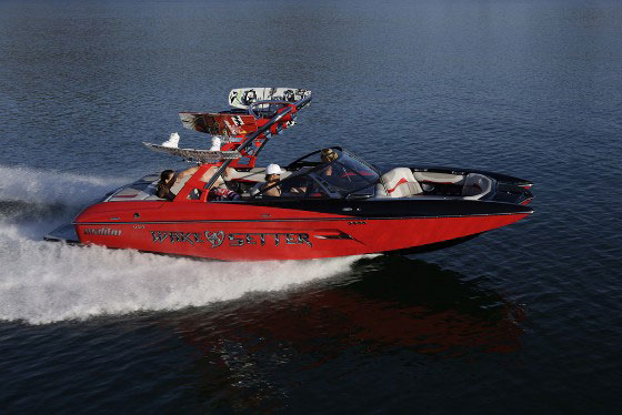 Malibu Wakesetter 22 Mxz About Time Boats Com
