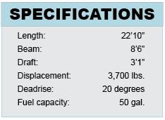 Cobalt 220 specifications