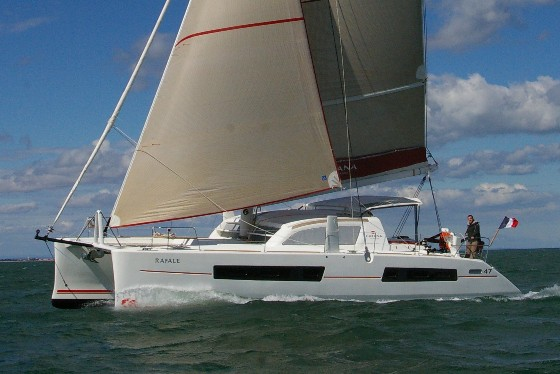 Catana 47: Catamaran Speed, Yacht Level Luxury