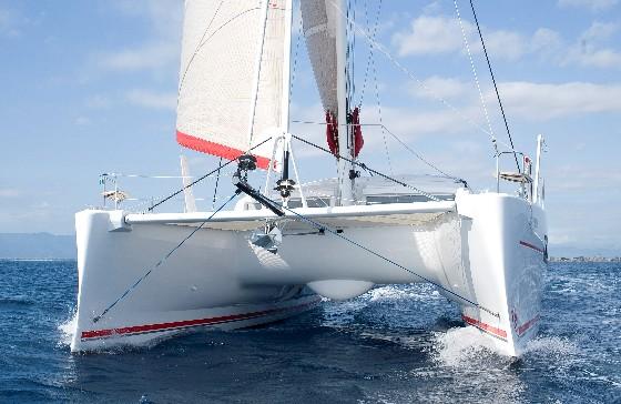 catana 47 catamaran hulls