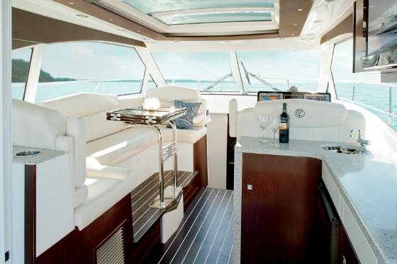 cruisers cantius 41 interior