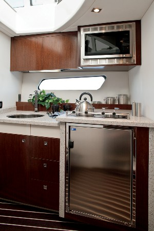 cruisers cantius 41 galley