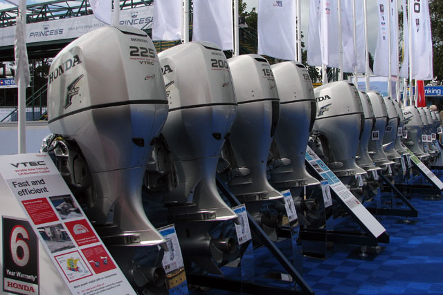 outboard engines honda