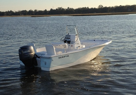 sea fox bay boat 180 xt pro