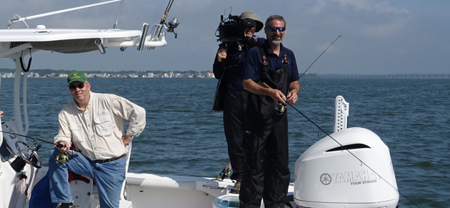 Sunglasses are important to protect your eyes while on the water, and fisherman Lenny Rudow has some favorites.