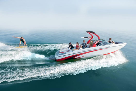 centurion enzo wakeboarding boat