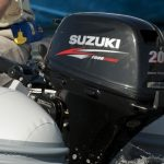 New Fuel-Injected Suzuki DF15A and DF20A Offer Easy Starting