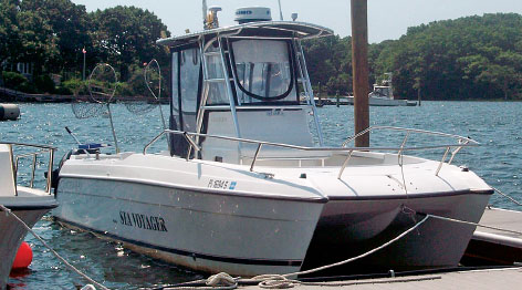 Glacier Bay Boats >> Glacier Bay 260 Used Boat Review Boats Com