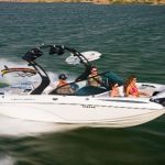 Centurion Enzo FX-22: Wakeboarding with the Sharks