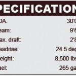 Contender 30ST specifications