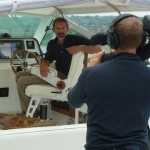 Hunt Harrier 36 Shaft Drive Boat Test Notes