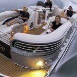 Avalon Ambassador 27: Pontoon Boat Goes Art Deco