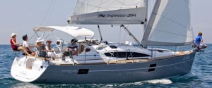 The Elan Impression 394 is an update of the established 384, with a number of good-sense design tweaks.