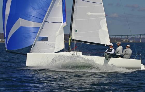 J/70 sailing